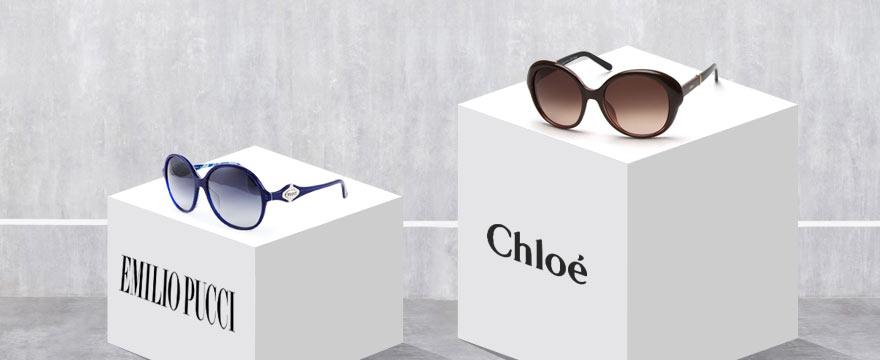 Chloe&Emilio Pucci眼镜+镜架