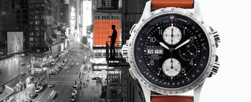 Hamilton 手表