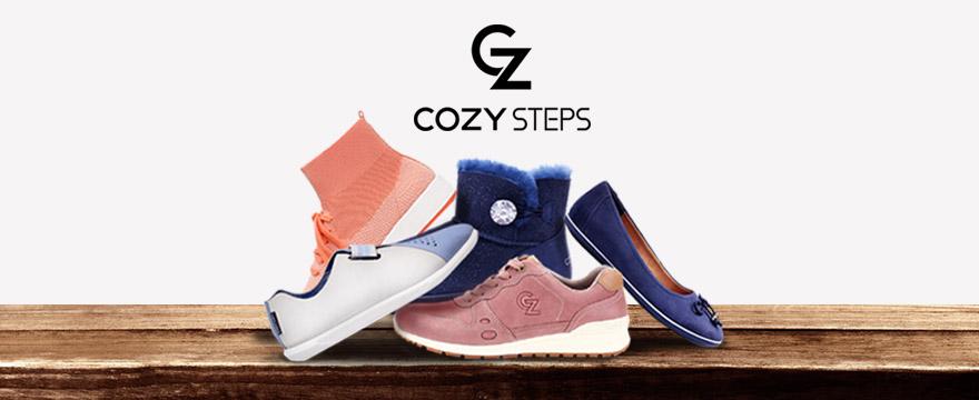 Cozy STEPS女鞋