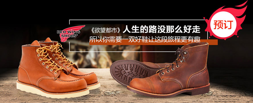 红翼鞋子 预订