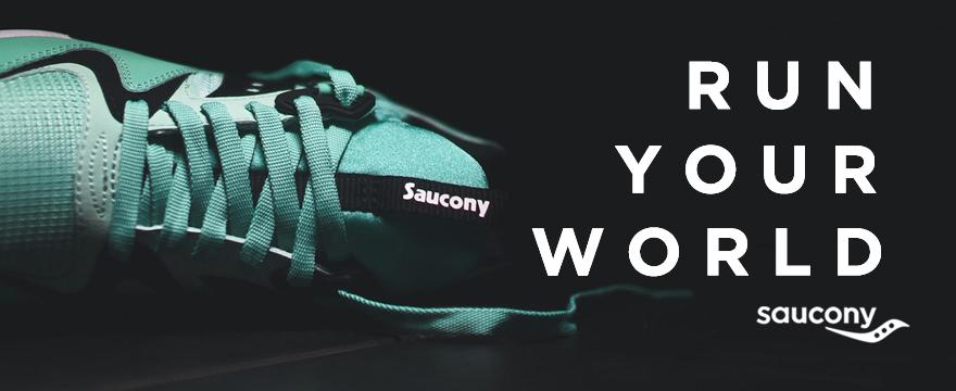Saucony 鞋子